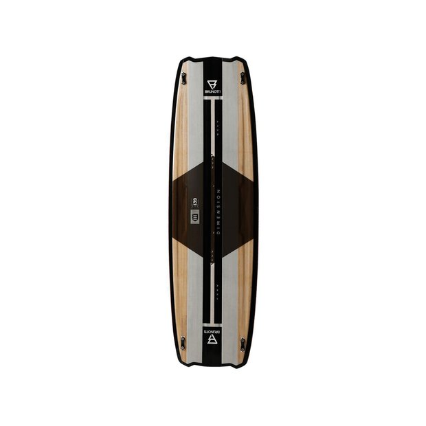 Brunotti 2020 100535 Dimension Kiteboard incl. Finns