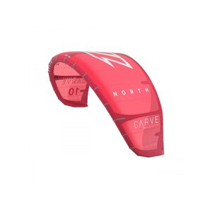 North 2020 Carve Kite red