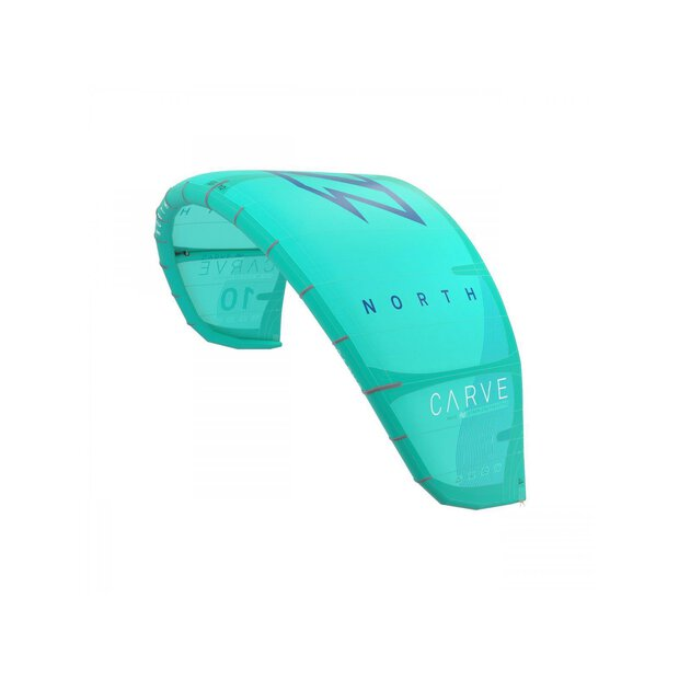 North 2020 Carve Kite green
