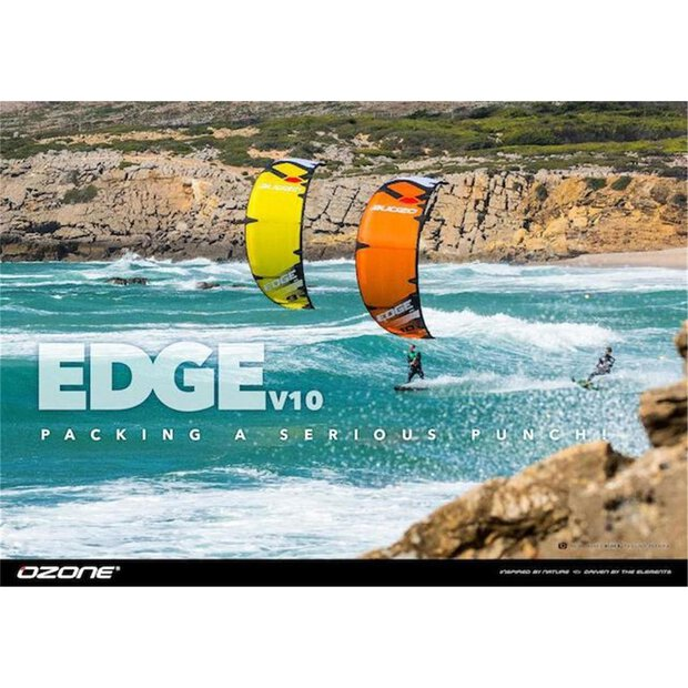 Edge V10 Kite only with Bag