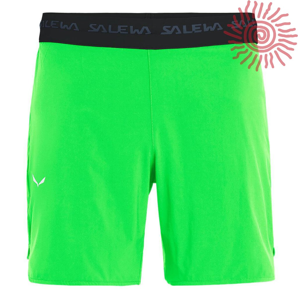Under Armour Launch SW Long 2-in-1 Printed Corto Uomo