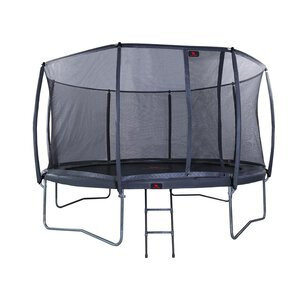 Dinocars Trampolin incl. safety net and scala 360cm
