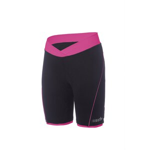 RH+ ECD0657 996 Pista Short W black-hot pink