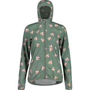 Maloja 29130 Madleina Hooded Jacket W cypress rhodo