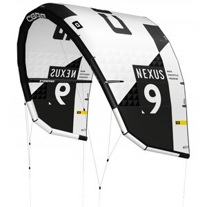 Core Nexus 2 Kite white incl. Bag and Repair Kit
