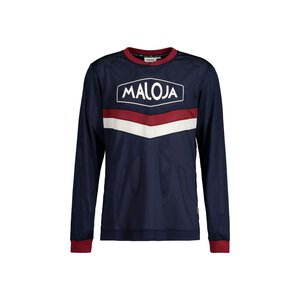 Maloja 29289 Leun Freeride Jersey M night sky