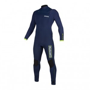 Mystic 200007 Marshall Fullsuit 5/3mm navy/lime