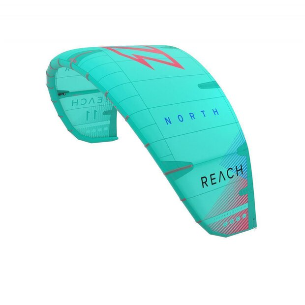 North 2020 Reach Kite green 9m