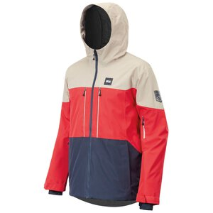 Picture MVT286 Object JKT red/dark blue