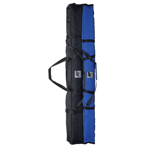 K2 Double Padded Skibag 195 blue