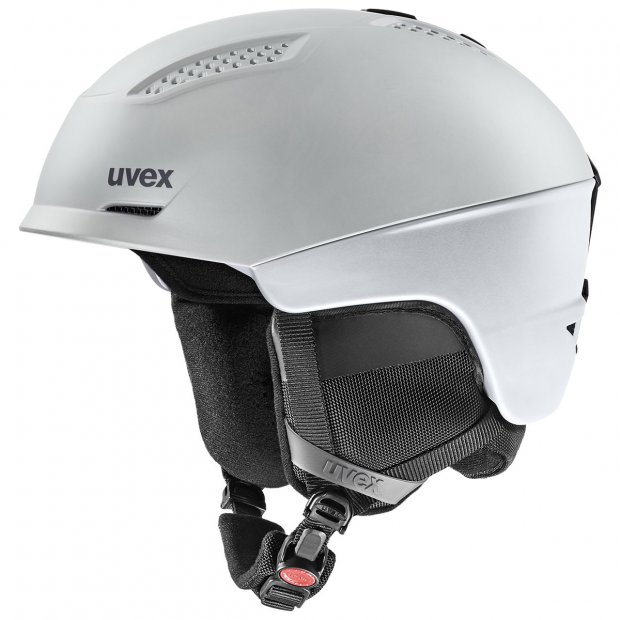 Uvex 566248 10 Ultra Helm silver/blackmat