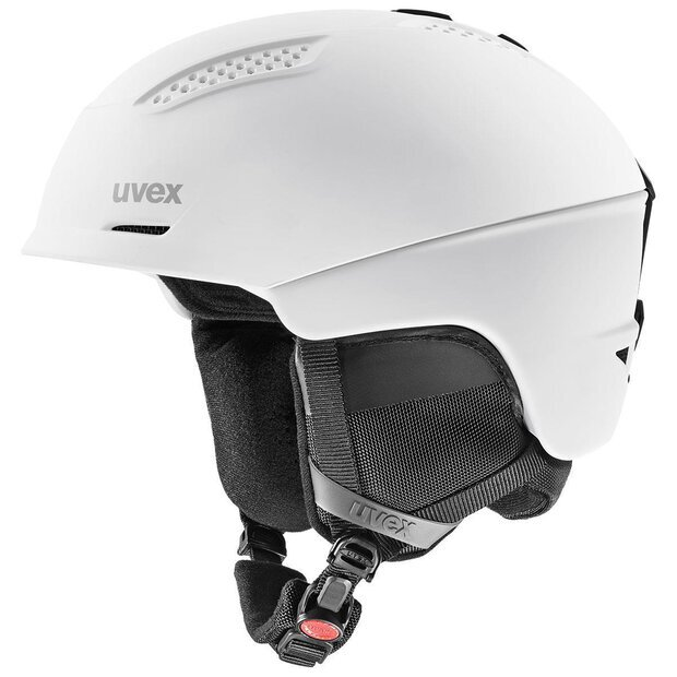 Uvex 566248 20 Ultra Helm white/blackmat