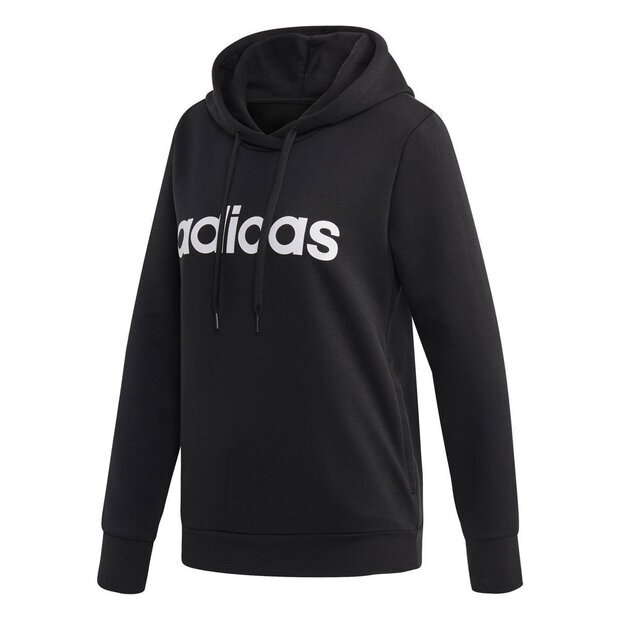 Adidas DP2403 Essentials Linear Pullover Hoodie W