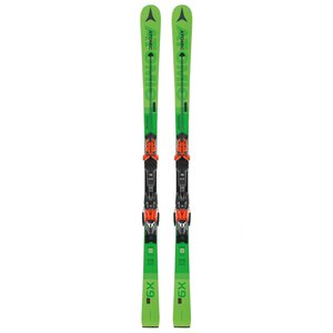 Atomic 2021 AAST01360 Redster X9 RS + X16 green