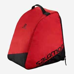 Salomon LC14137SS Orig. Bootbag goji berry/black