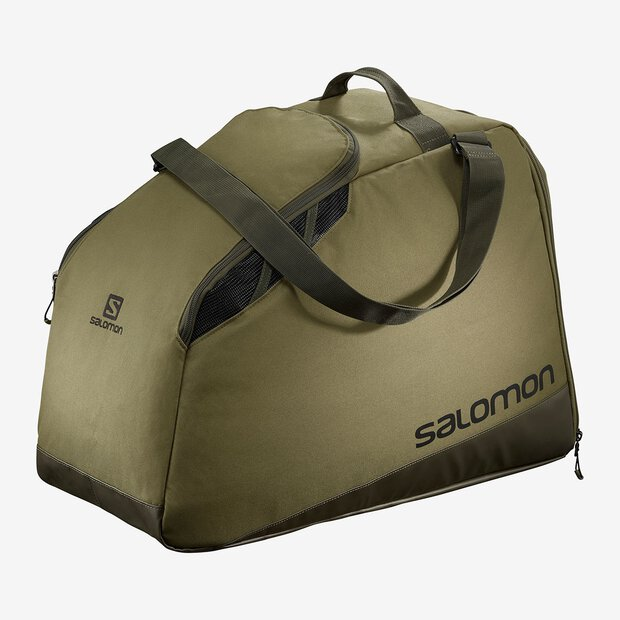 Salomon LC14151SS Extende Max Gearbag oliv/black