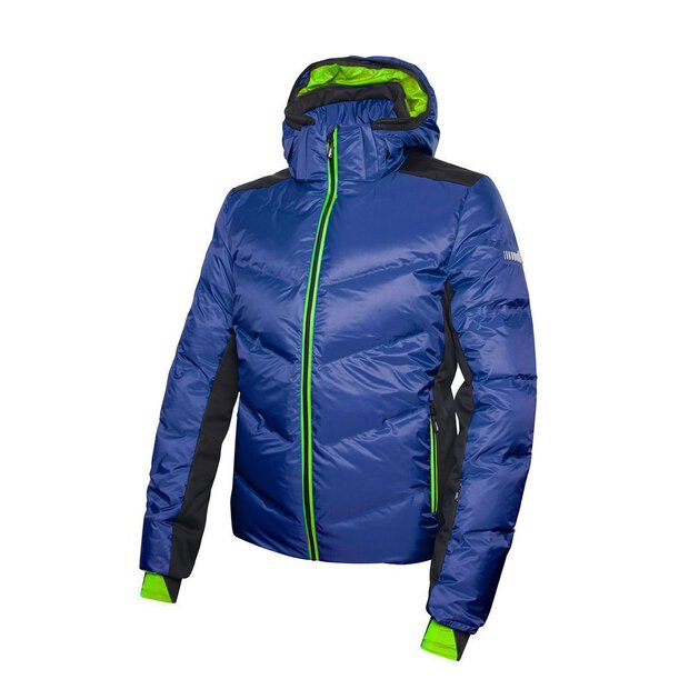 RH+ INU2820 Freedom Evo Jacket M deep blue-flash green