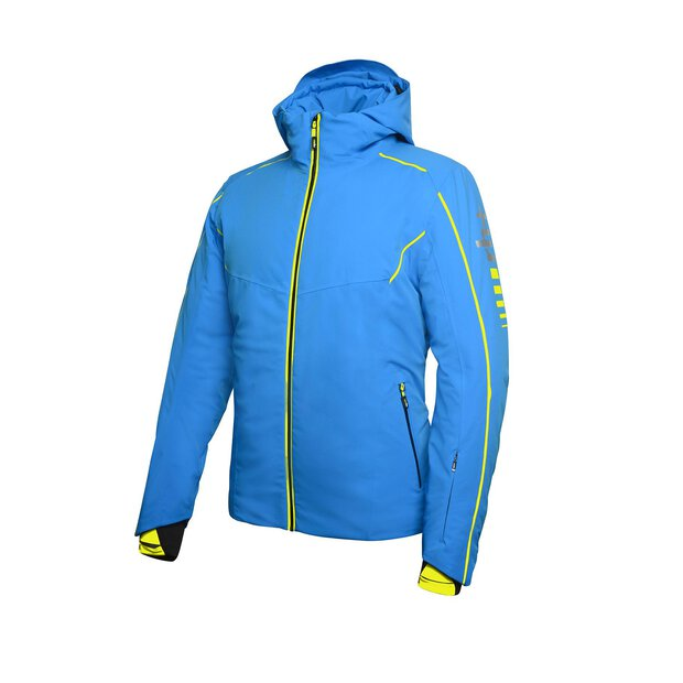 RH+ INU2825 Prime Jacket lake M blue-acid green
