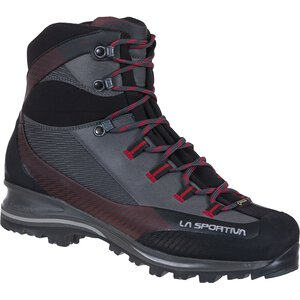 La Sportiva Trango TRK Leather GTX carbon/chili