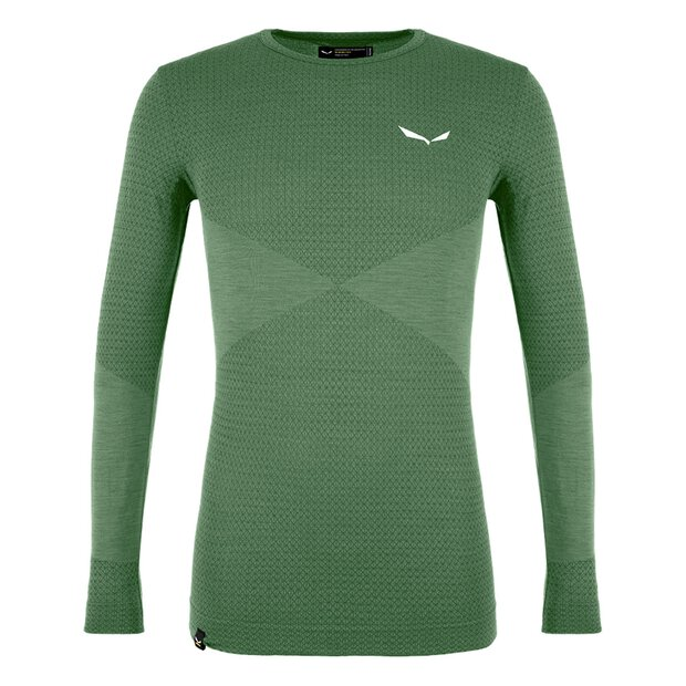 Salewa 27957 5080 Zebru M LS Tee duckgreen