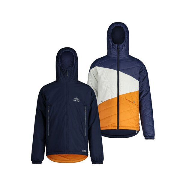 Maloja 30215 Jakar Reversible Primaloft Jacket M night sky