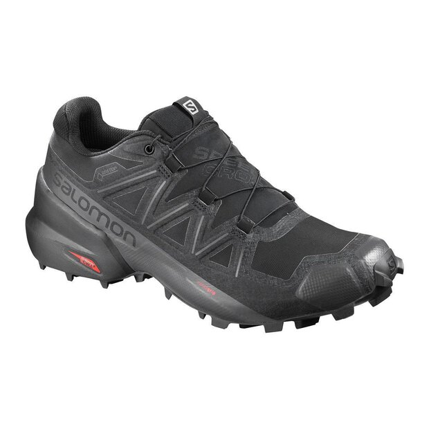 Salomon L40795300 Speedcross 5 GTX M black/black/phantom