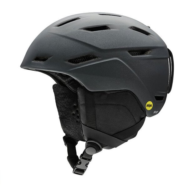 Smith E00698 Mirage Helmet matteblackpearl SIZE 51-55