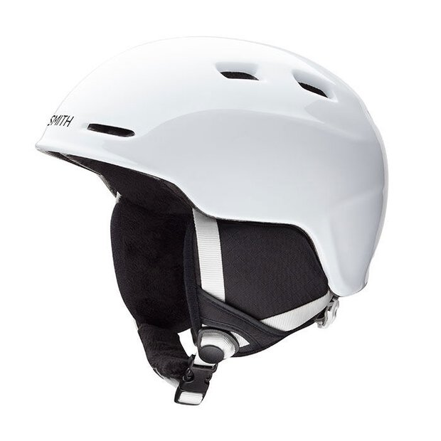 Smith E00645 Zoom Junior Helmet white SIZE 53-58