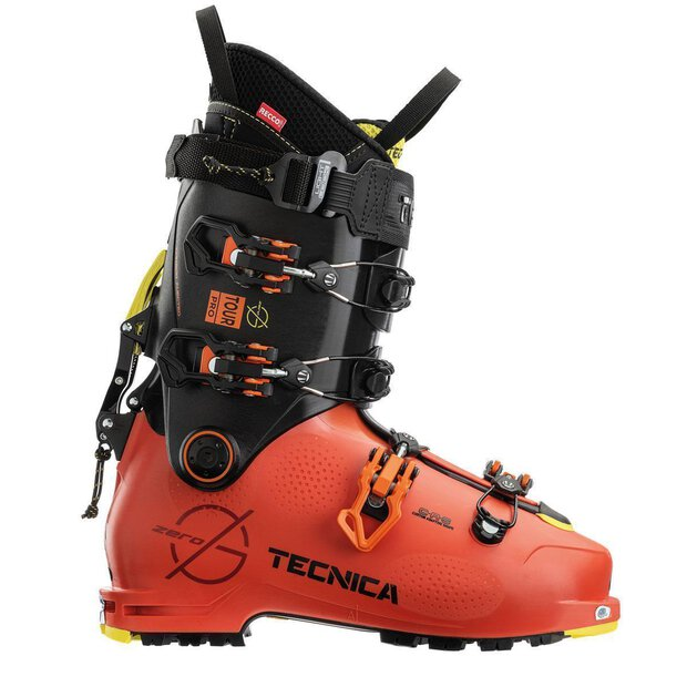 Tecnica 10185300 Zero G Tour Pro Touringboot orange/black