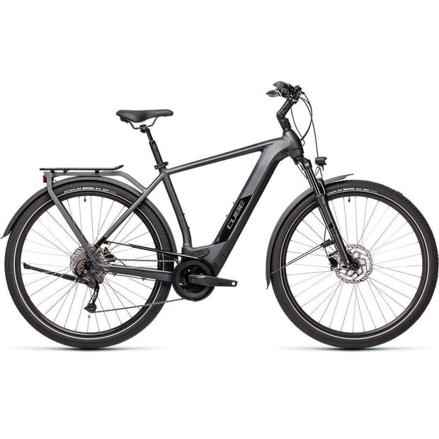 Cube Kathmandu Hybrid ONE 625 iridium and black