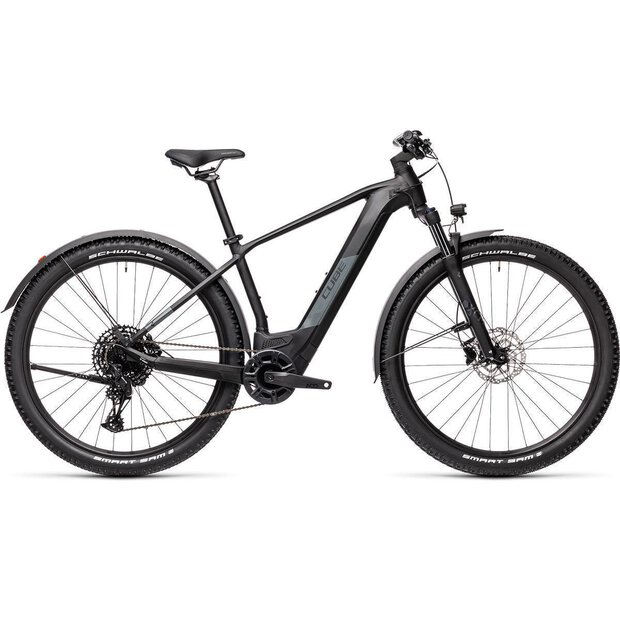 Cube Reaction Hybrid Pro 625 29 Allroad black and grey