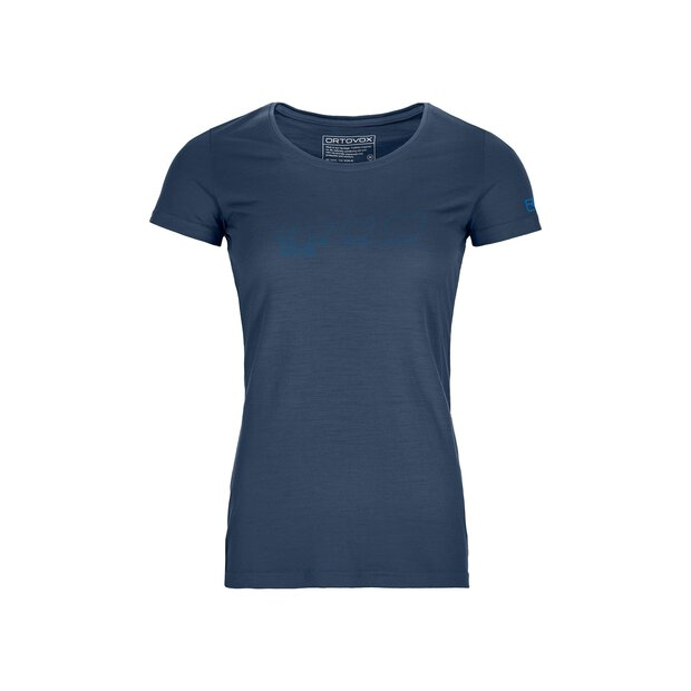 Ortovox 84009 150 Cool Ewoolution T-Shirt W blue