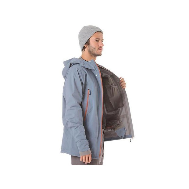 Maloja 20205 Tombal High End Jacket Frost
