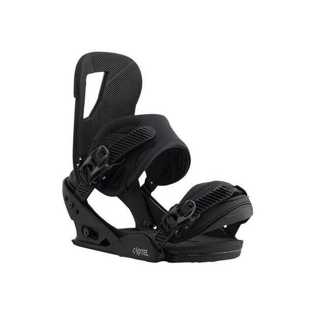 Burton Cartel 2016 Snowboardbindings black