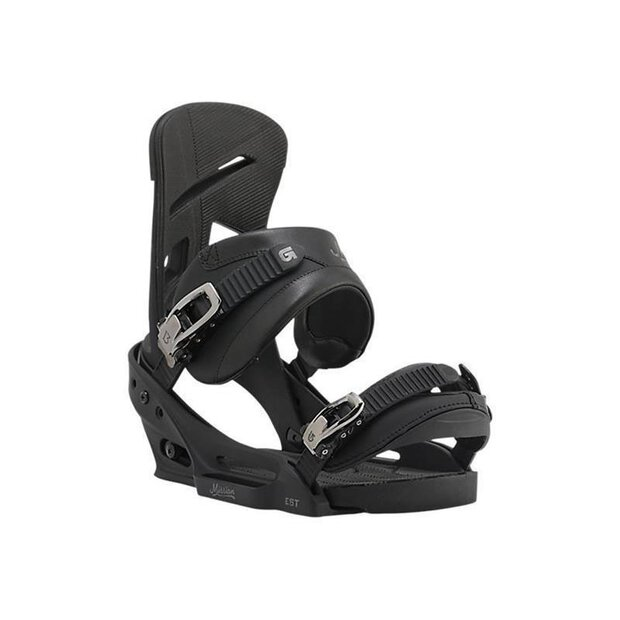 Burton Mission 2016 Snowboardbindings black