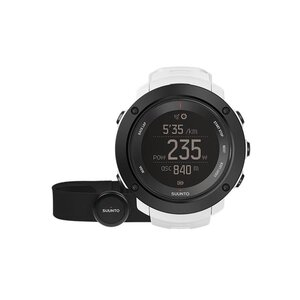 Suunto SS021966000 AMBIT3 Vertical HR white